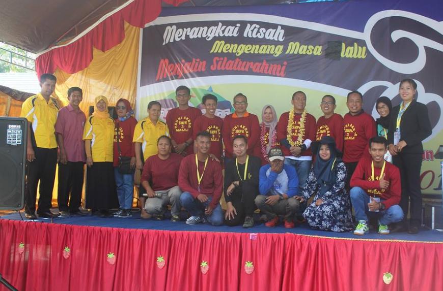 Reuni Alumni SMP Negeri 3 Malili